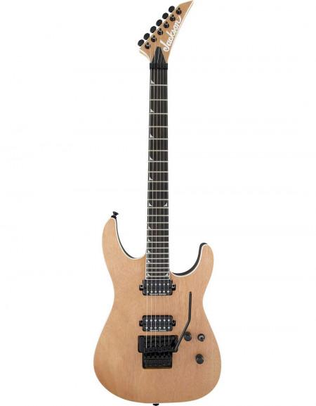 Jackson Pro Series Soloist™ SL2 MAH, Ebony Fingerboard, Natural Mahogany