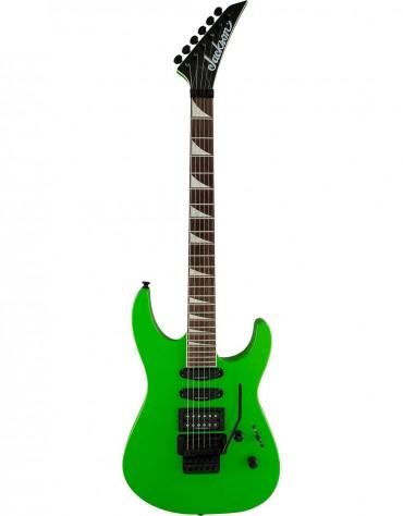 Jackson X Series Soloist™ SL3X, Rosewood Fingerboard, Slime Green