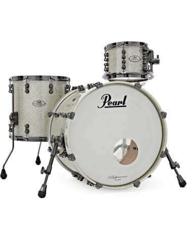 Pearl Reference Pure RFP903XSP/BN160, 3-Piece Shell Set, Silver Sparkle
