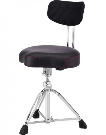 Pearl D-3500BR, Roadster Drum Throne With Backrest