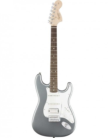 Squier Affinity Series™ Stratocaster® HSS, Indian Laurel, Slick Silver
