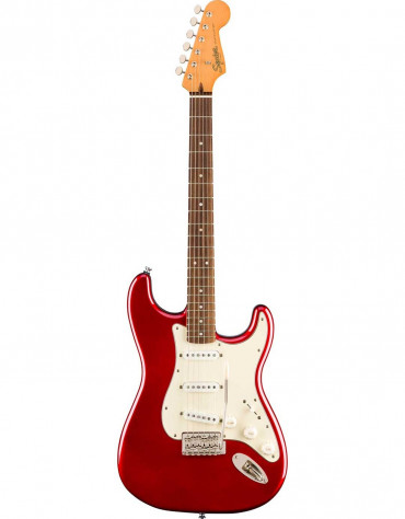 Squier Classic Vibe '60s Stratocaster®, Indian Laurel Fingerboard, Candy Apple Red