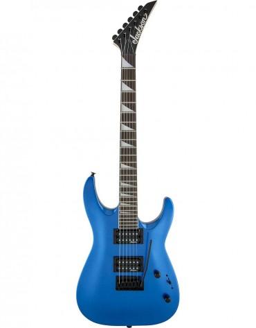 Jackson JS SERIES DINKY™ ARCH TOP JS22 DKA, AMARANTH FINGERBOARD, METALLIC BLUE
