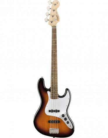 Squier Affinity Series™ Jazz Bass®, Indian Laurel, Brown Sunburst