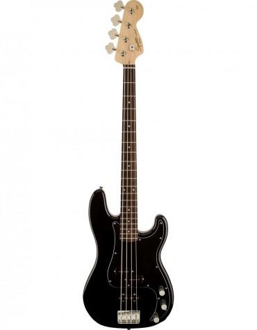 Squier Affinity Series™ Precision Bass® PJ, Indian Laurel, Black