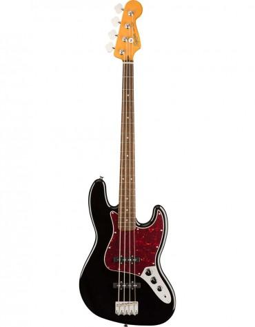 Squier Classic Vibe '60s Jazz Bass®, Indian Laurel Fingerboard, Black