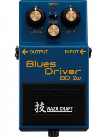 BOSS BD-2W, Waza Craft Blues Drive
