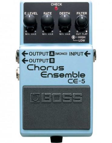 BOSS CE-5, Chorus Ensemble
