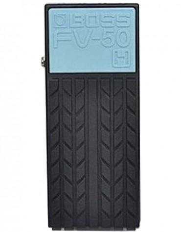 BOSS FV-50H Volume Pedal (High Z)