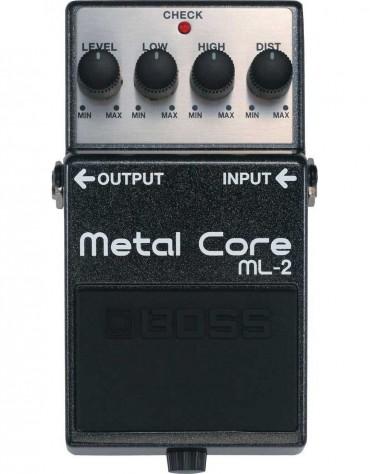 BOSS ML-2, Metal Core