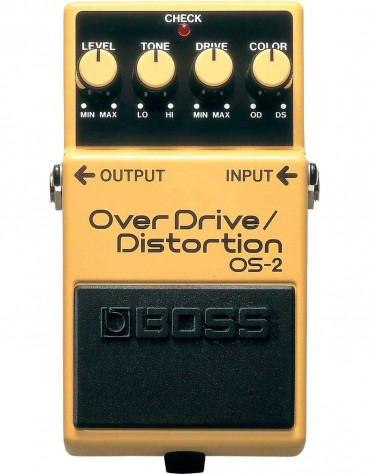 BOSS OS-2, Over Drive/Distortion