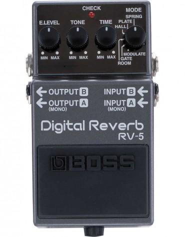 BOSS RV-5, Digital Reverb