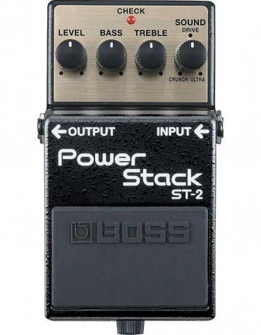 BOSS ST-2, Power Stack
