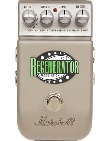 Marshall RG-1, Regenerator stereo effect pedal modulation