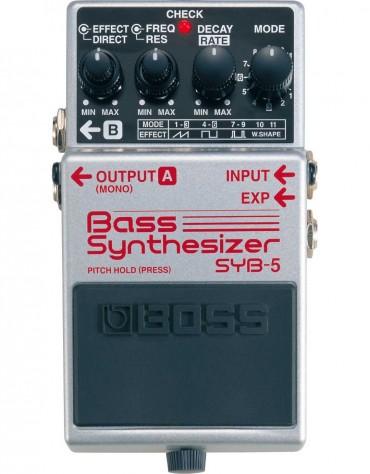 BOSS SYB-5, Bass Synthesizer
