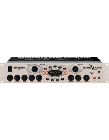 Behringer Bass V-AMP PRO, VIRTUAL AMPLIFICATION