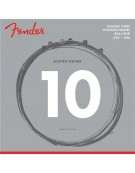 Fender 155R Classic Core Vintage Nickel Ball End Electric Guitar Strings -.010-.046 Regular