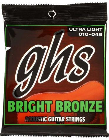 GHS BB10U, BRIGHT BRONZE™ - Ultra Light, 010-046