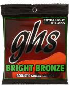GHS BB20X, BRIGHT BRONZE™ - Extra Light, 011-050