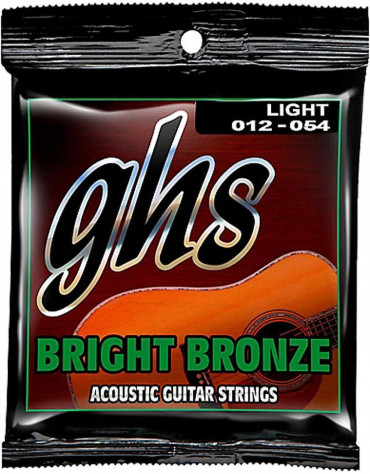 GHS BB30L, BRIGHT BRONZE™ - Light, 012-054