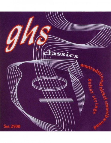 GHS 2500, VANGUARD CLASSICS™ - High Tension