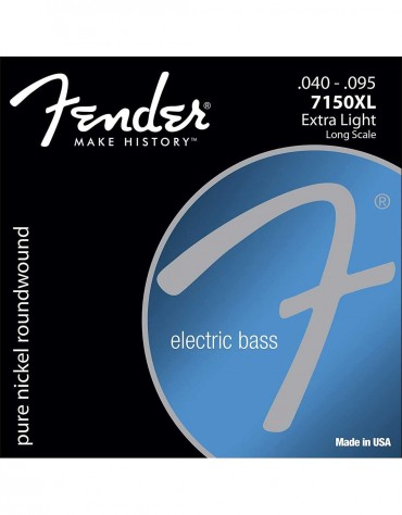 Fender 7150XL, Extra Light (.040-.095)