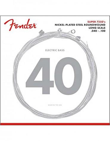Fender 7250L, Light (.040-.100)