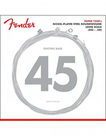 Fender 7250M, Medium (.045-.105)