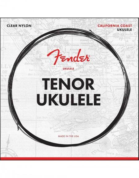 Fender California Coast Tenor Ukulele Strings