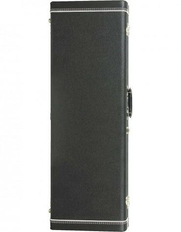 Fender Strat/Tele Standard Electric Guitar Hardshell Case, Black