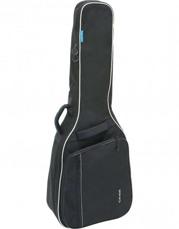 Gewa 212.100 Guitar Gig-Bag Economy 12 Classical Concert 4/4 Black