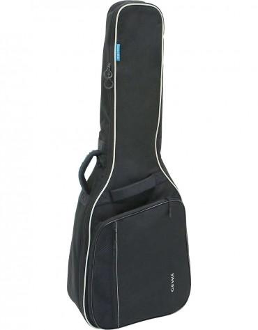 Gewa 212.500 Guitar Gig-Bag Economy 12 Electric Bass Black
