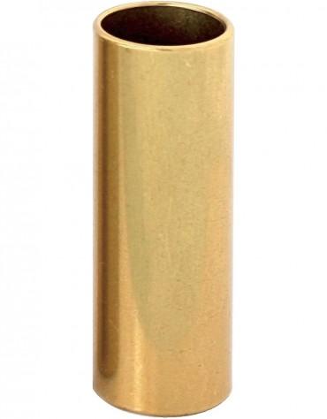 Gewa 528.019 Bottleneck / Slide Fire & Stone Brass, 22 x 25 x 65mm