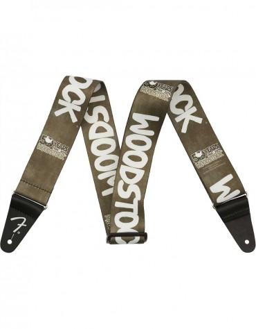 Fender® Woodstock® Strap, Black