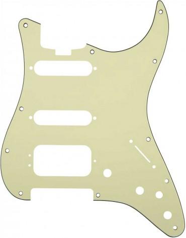 Fender Elite Strat® HSS Pickguard, Mint Green
