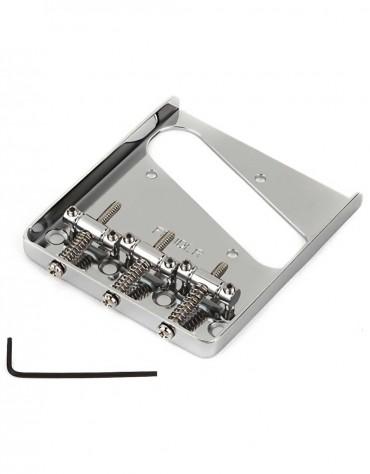 Fender Highway One™ Telecaster® Bridge Assembly, Chrome