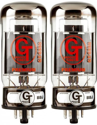 Groove Tubes GT-6550-R Duets