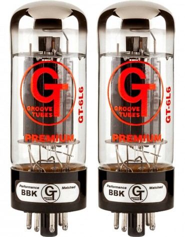 Groove Tubes GT-6L6-CHP Duets (Rated 1-10)