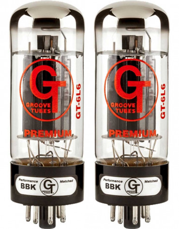Groove Tubes GT-6L6-R Duets (Rated 1-10)