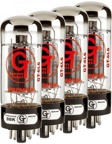 Groove Tubes GT-6L6-S QUARTETS
