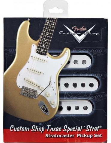 FENDER Custom Shop Texas Special™, Stratocaster® Pickups