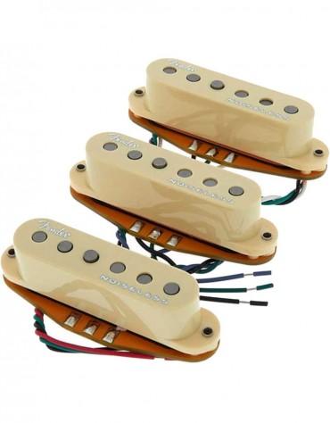 Fender Gen 4 Noiseless Stratocaster Pickups Set of Three