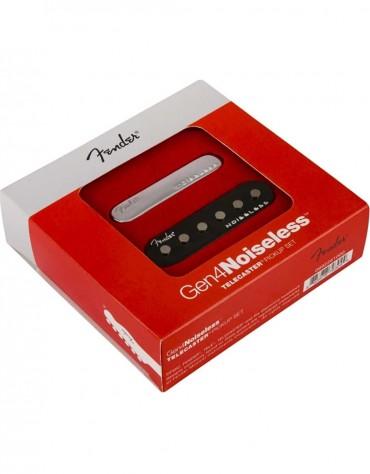Fender Gen 4 Noiseless™ Telecaster® Pickups