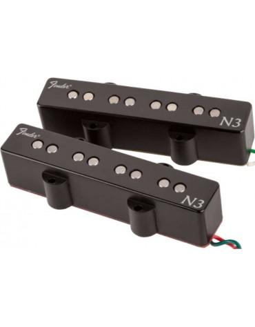 Fender N3 Noiseless™ Jazz Bass Pickups, (2)