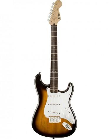 Squier Bullet® Stratocaster®, Indian Laurel Fingerboard, Brown Sunburst