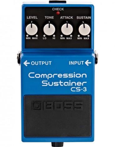 BOSS CS-3, Compression Sustainer