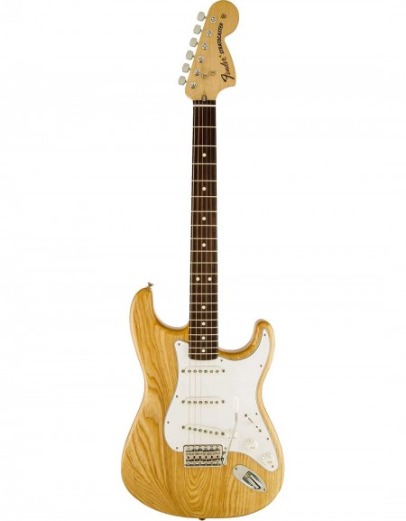 Fender Classic Series '70s Stratocaster®, Natural Ash