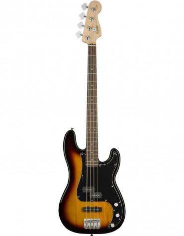 Squier Affinity Series™ Precision Bass® PJ, Indian Laurel, 3-Color Sunburst