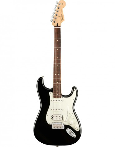 Fender Player Stratocaster® HSS, Pau Ferro Fingerboard, Black