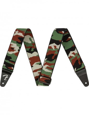 """WeighLess™ 2"""" Camo Strap, Woodland Camo"""